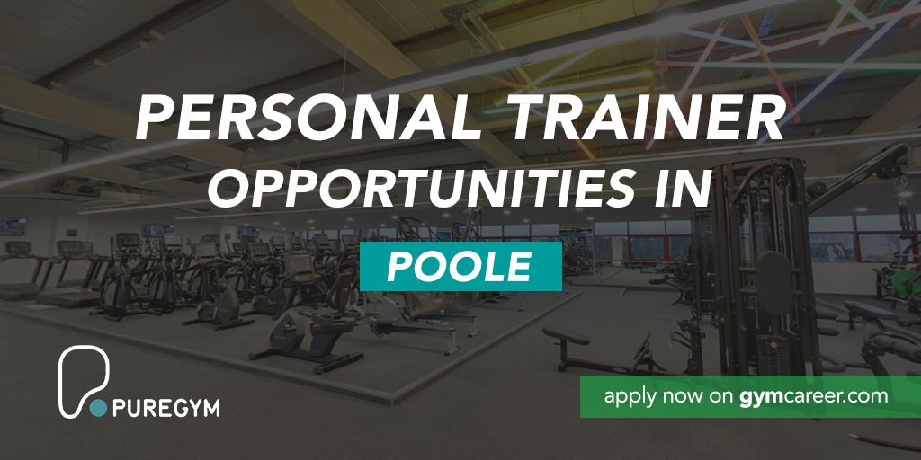 Pure Gym Poole >> Personal Trainer Needed At Pure Gym In Poole Gym Career